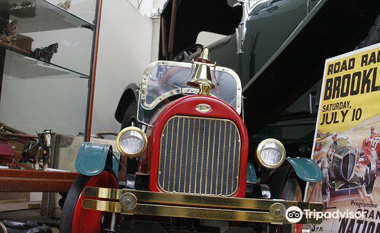 Moray Motor Museum3