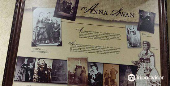 Anna Swan Museum at the Creamery3