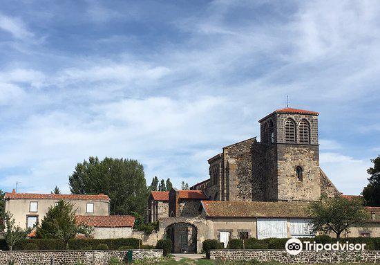 Abbaye de Mozac