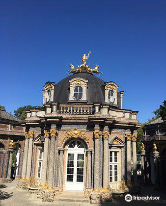 Hermitage Castle (Altes Schloss Ermitage)1