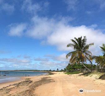 Corumbau Beach