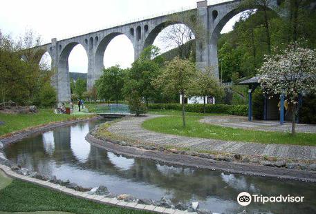 Abenteuergolf am Viadukt