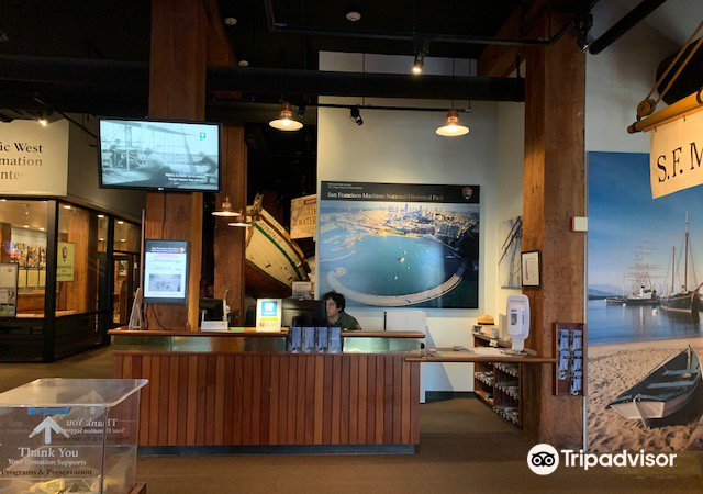 San Francisco Maritime National Historical Park's Visitor Center1