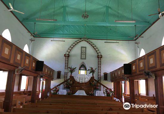 Cook Island Christian Church (CICC)