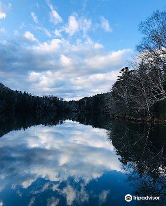Taroko Lake Jiroko Lake1