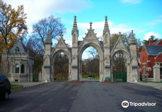 Crown Hill Cemetery2
