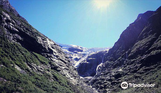 Kjenndalsbreen Glacier2