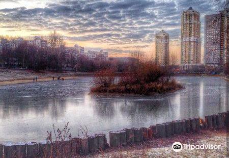Udaltsovskiye Ponds