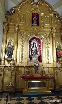 Real Iglesia Parroquial de Santiago y San Juan Bautista2