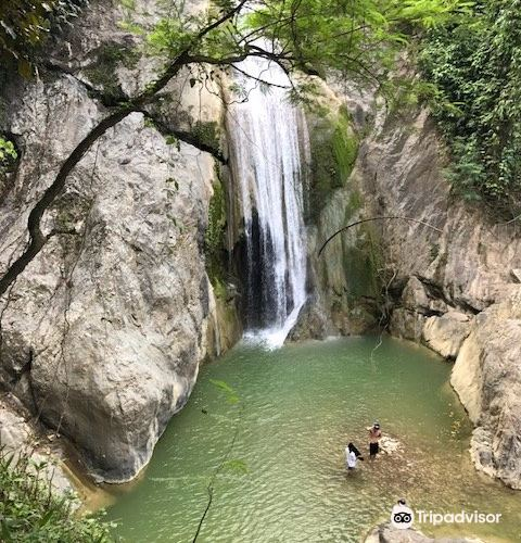 Kabang Waterfalls