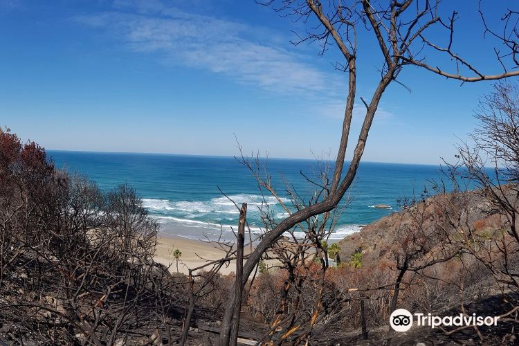 Noetzie Castles & Beach1