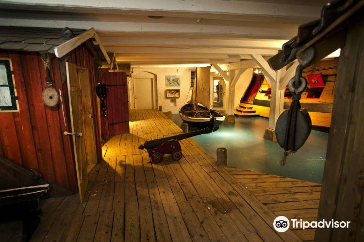 丹麥皇家海軍博物館4