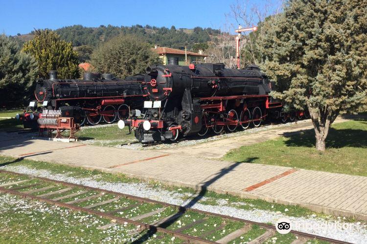 Camlik Locomotive Museum1