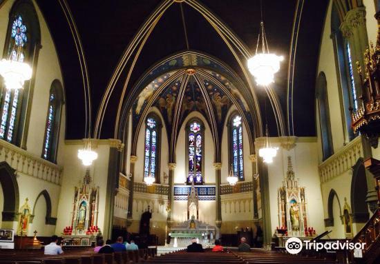 Saint John Evangelist Catholic Church1