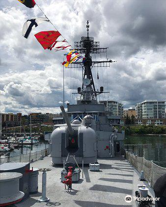 USS Turner Joy Museum Ship3