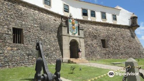 Santo Antonio da Barra fort and Nautic Museum