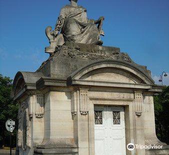Statue de Nantes