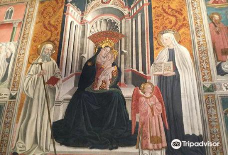 Monastero delle Oblate di santa Francesca Romana