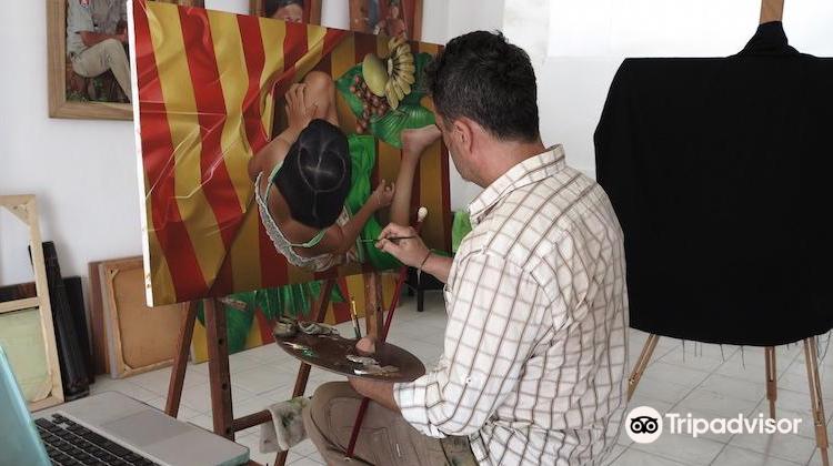 Ricardo Casal Art Class4