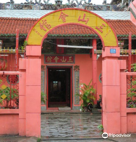Tam Son Hoi Quan Pagoda2