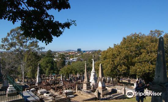 Toowong Cemetery1