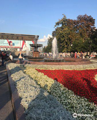 Pushkin Monument1