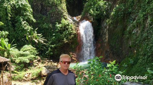 Pulangbato Falls