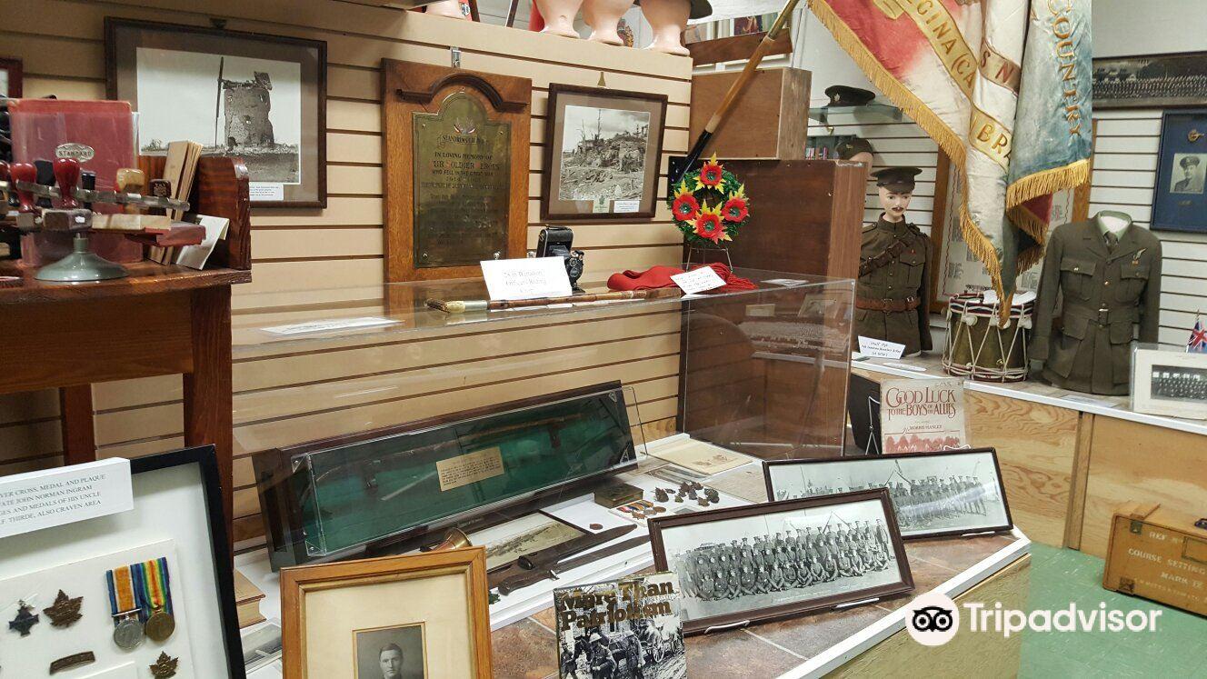 Saskatchewan Military Museum