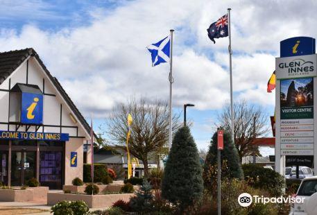 The Glen Innes Visitor Information Centre