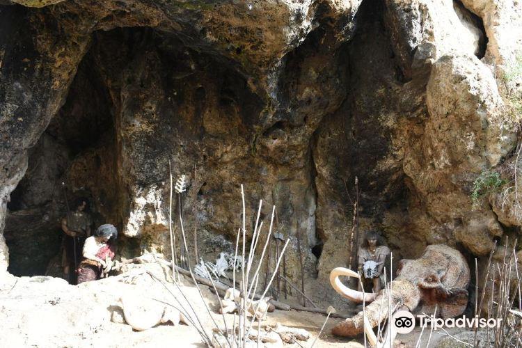 Museum of Prehistoric Cave Prepostska3