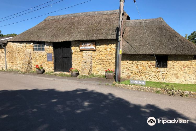 Perry's Cider Brewery and Museum3