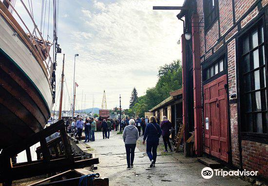 Mellemvaerftet Old Shipbuilding Museum2