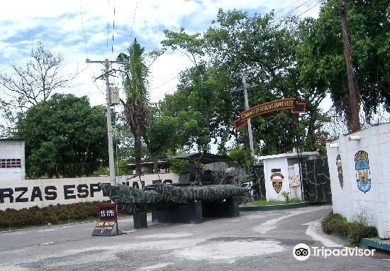 Military Museum El Zapote Barracks2