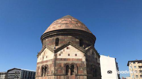 Uc Gumbetler (Three Tombs)
