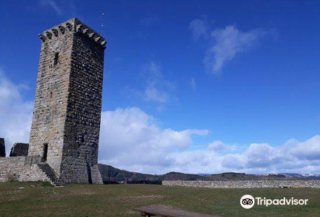 The Tower of La Garde-Guerin