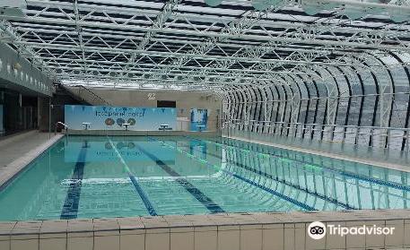 貝克遊泳館