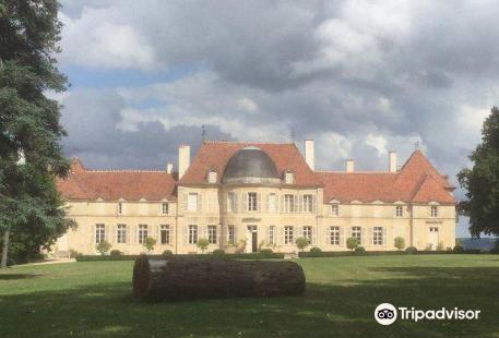 Jardin du Castle of thentilly