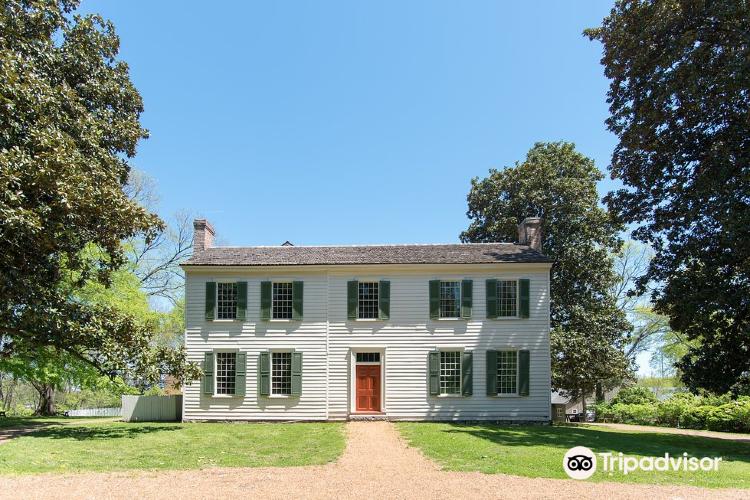Historic Travellers Rest Plantation & Museum1