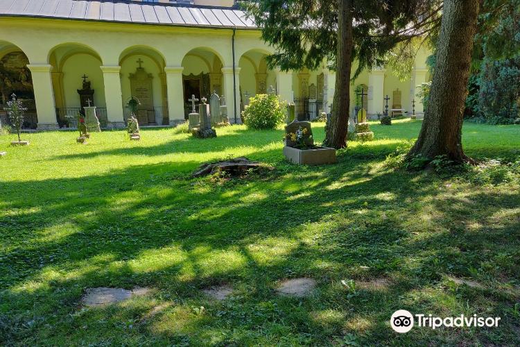 Cemetery of St. Sebastian (Friedhof St. Sebastian)4