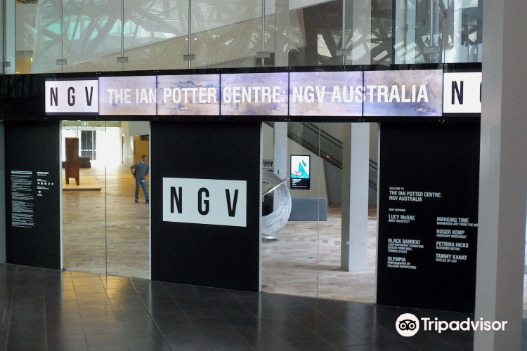 The Ian Potter Centre: NGV Australia1