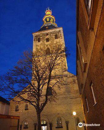 聖烏爾蘇勒大教堂4