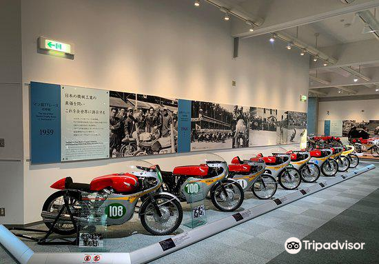 Honda Collection Hall3