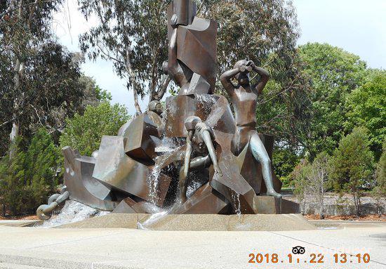 澳洲皇家海軍紀念碑4
