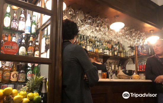 Antico Caffe Del Moro - Art Bar Firenze - Caffe Degli Artisti1