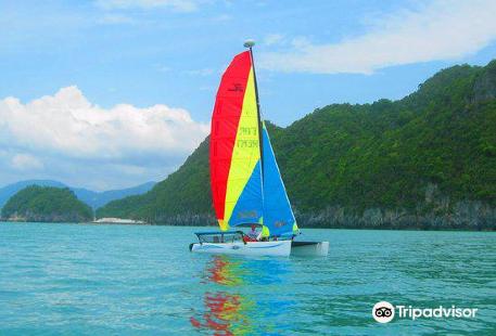 Samui Sail Surf and SUP