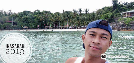 Inasakan Beach2