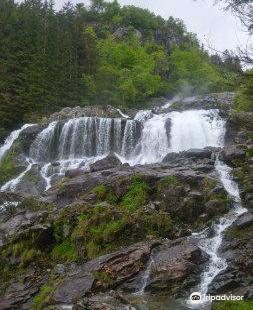 Hattebergfossen