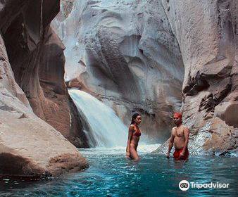 Mangku Kodek Waterfall