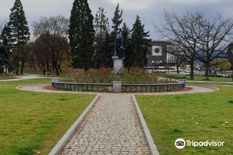 Monument Symbol of the City of Sofia1