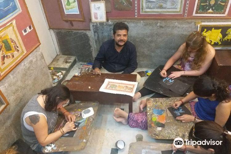 Udaipur Art Villa3